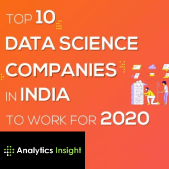 Top 10 Data Science Companies to Work for in India in 2020